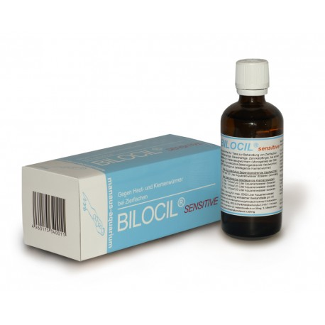 Bilocil sensitive 20 ml