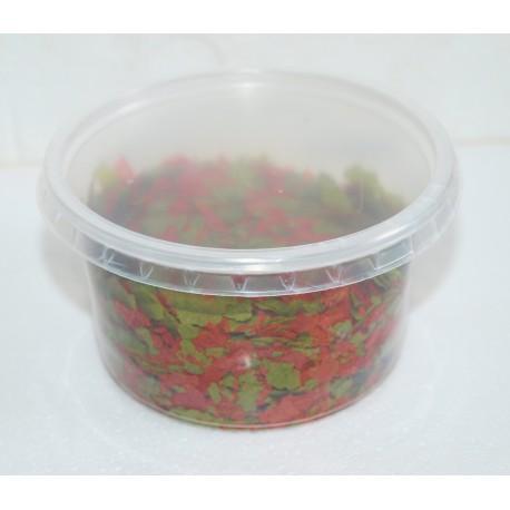 Flocons génériques cichlidés Sud américains 35g - 100 ml
