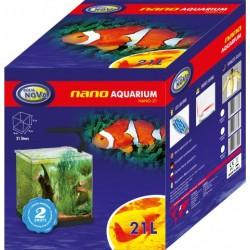 Aquarium NANO 21 noir