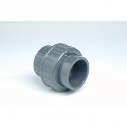 Raccord ⍉ 16 mm PN16 FFF à coller