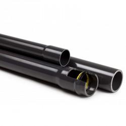 Tube PVC ⍉ 25 mm PN25 à coller 10 cm