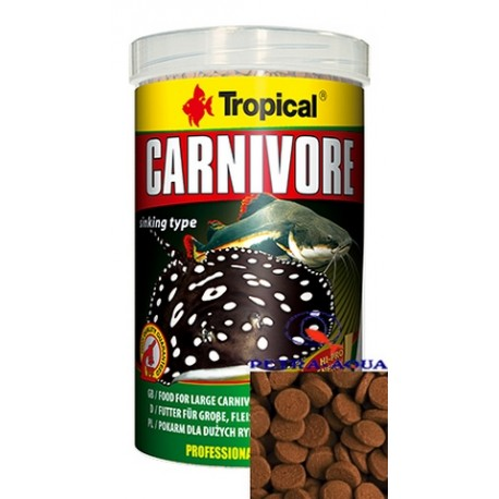 Tropical carnivore 1 Litre